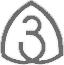 Логотип Пензенского часового завода (ООО «Заря»)